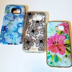 Accessories - 3 Samsung Galaxy S7 cases